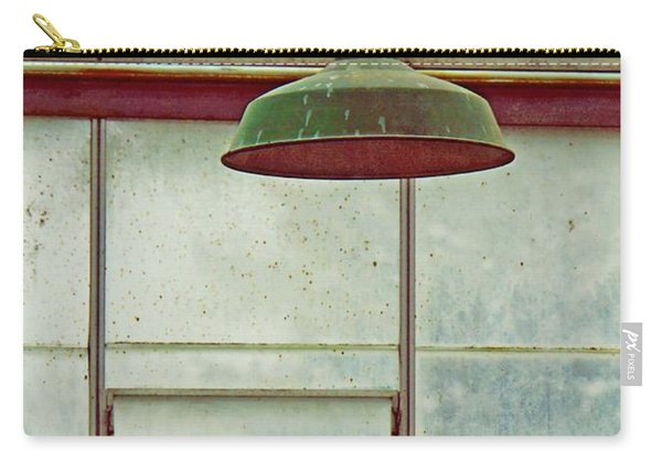 Old Green Lamp Carry-all Pouch