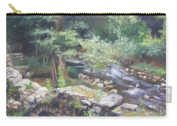 Old Mill Steam II Carry-all Pouch