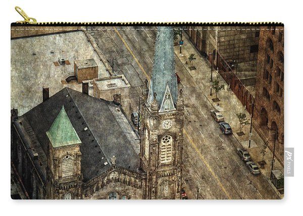 Old Stone Church Carry-all Pouch