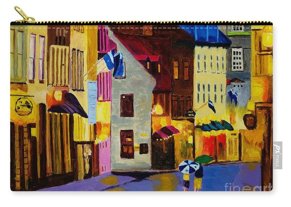 Old Towne Quebec Carry-all Pouch