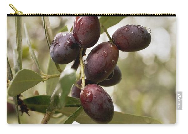 Olives On The Branch Carry-all Pouch