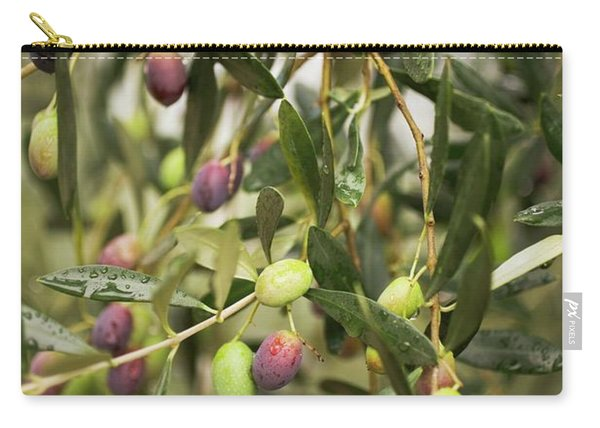 Olives On The Tree Carry-all Pouch
