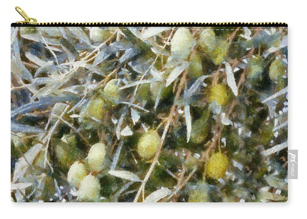 Olives Carry-all Pouch