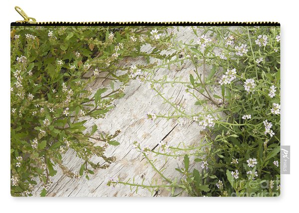 Olympic Flowers Carry-all Pouch