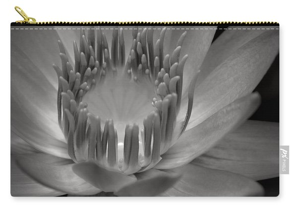 Om Mani Padme Hum Hail To The Jewel In The Lotus Carry-all Pouch