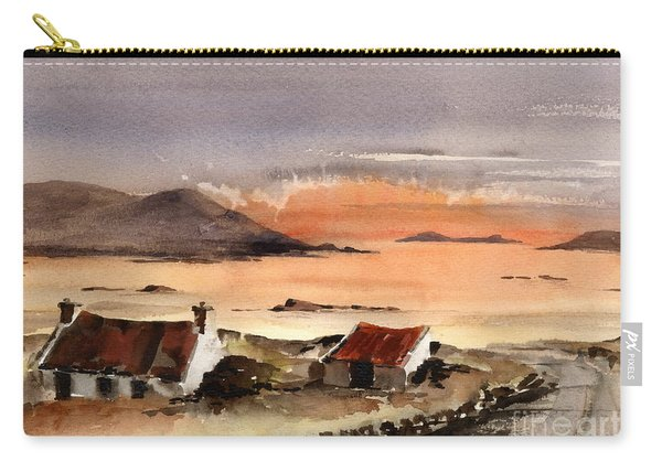 Omey Island Sunset Galway Carry-all Pouch