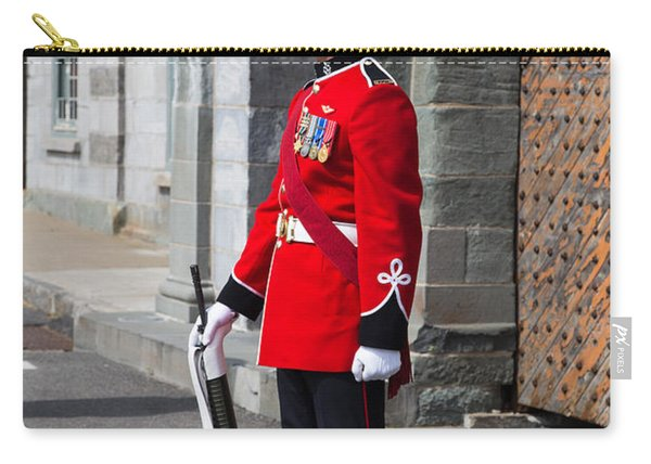 On Guard Quebec City Carry-all Pouch