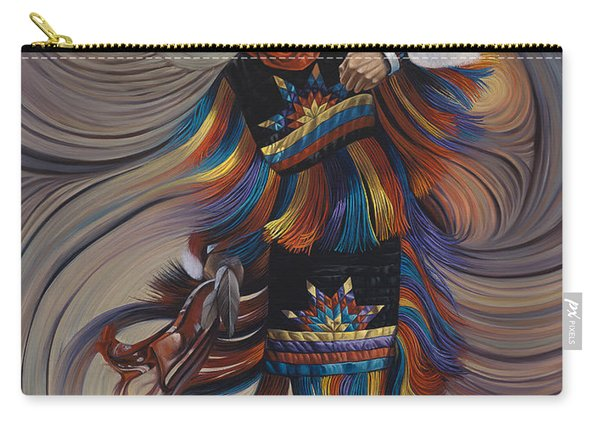 On Sacred Ground Series II Carry-all Pouch