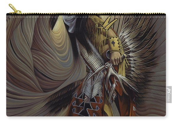 On Sacred Ground Series IIl Carry-all Pouch