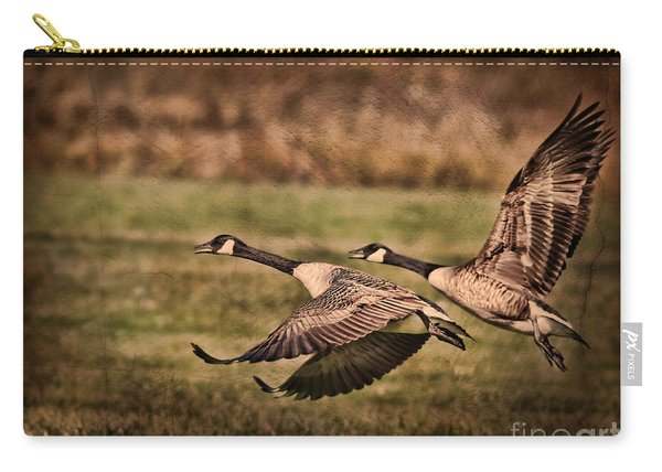 On Takeoff Carry-all Pouch