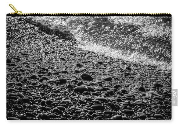 On The Rocks At French Beach Carry-all Pouch