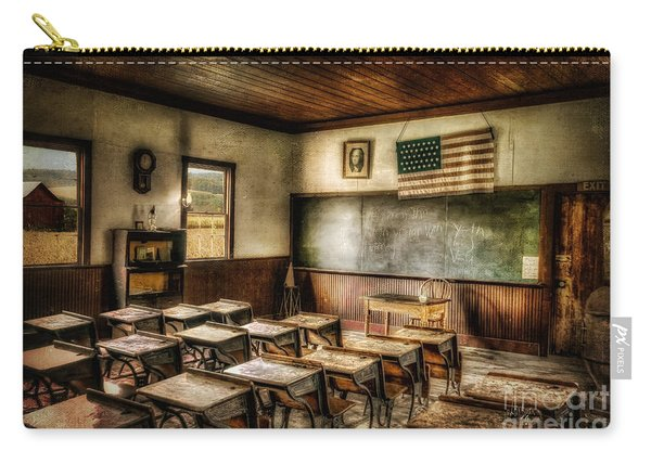 One Room School Carry-all Pouch