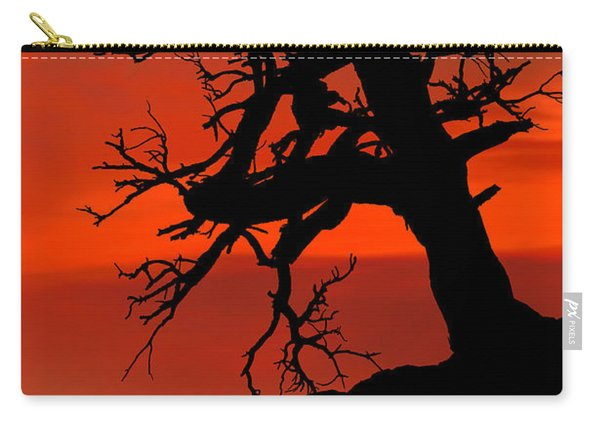 One Tree Hill Silhouette Carry-all Pouch