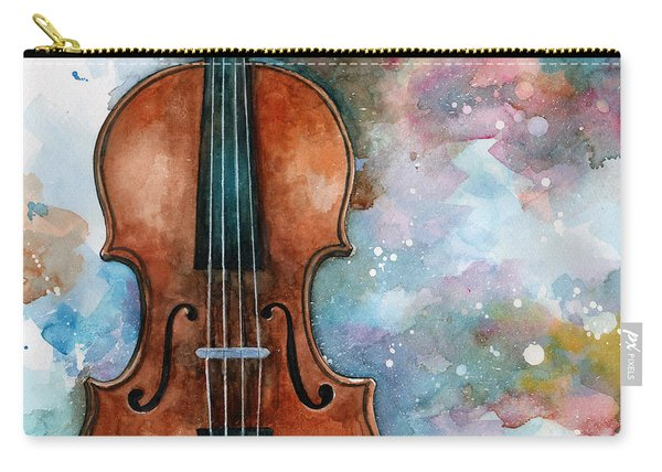 One Voice In The Cosmic Fugue Carry-all Pouch