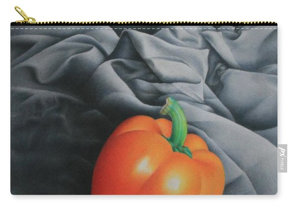 Only Orange Carry-all Pouch