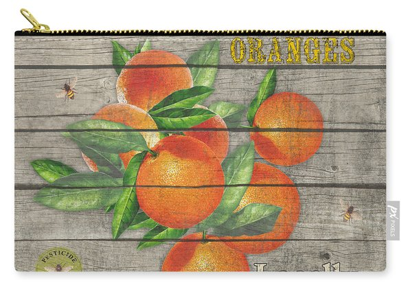 Oranges-jp2677 Carry-all Pouch