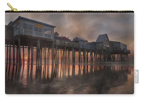 Orchard Beach Glorious Morning Carry-all Pouch