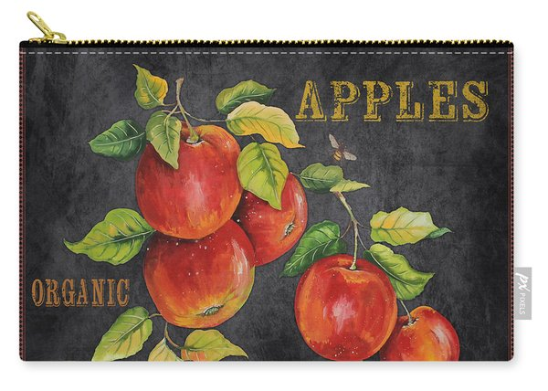 Orchard Fresh Apples-jp2638 Carry-all Pouch