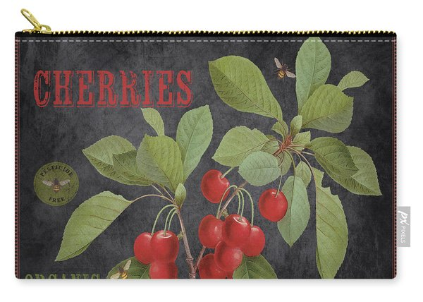 Orchard Fresh Cherries-jp2639 Carry-all Pouch