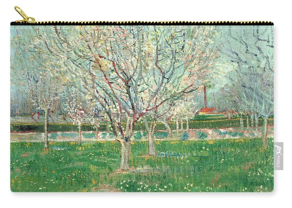 Orchard In Blossom, 1880  Carry-all Pouch
