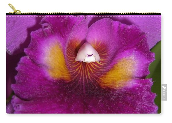 Orchid Flames Carry-all Pouch