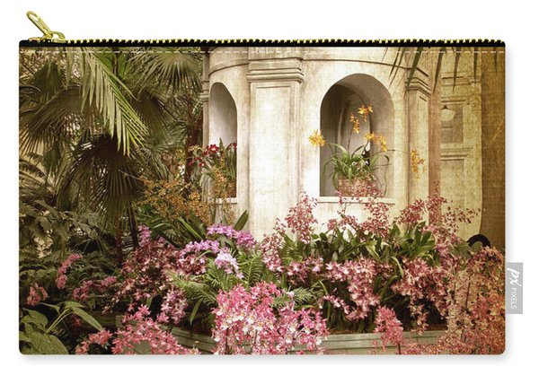 Orchid Exhibition Carry-all Pouch