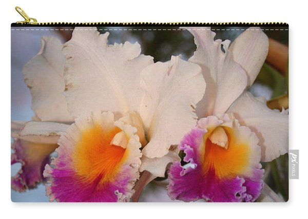 Orchid Elsie Sloan Carry-all Pouch