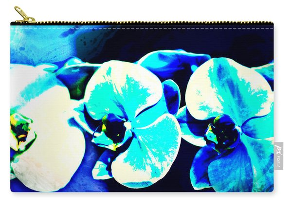 Orchids Of Ranetta Carry-all Pouch