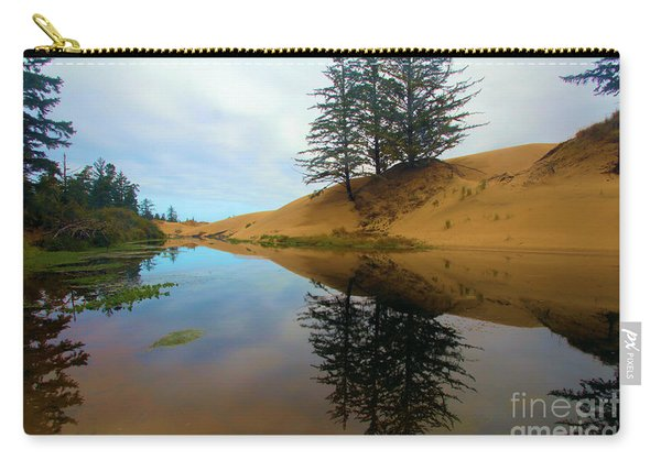 Oregon Dunes Pond Carry-all Pouch