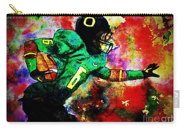 Oregon Football 3 Carry-all Pouch