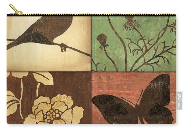 Organic Nature 1 Carry-all Pouch