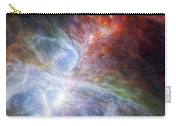 Orion's Rainbow Of Infrared Light Carry-all Pouch