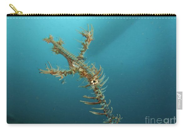 Ornate Ghost Pipefish, Gorontalo Carry-all Pouch