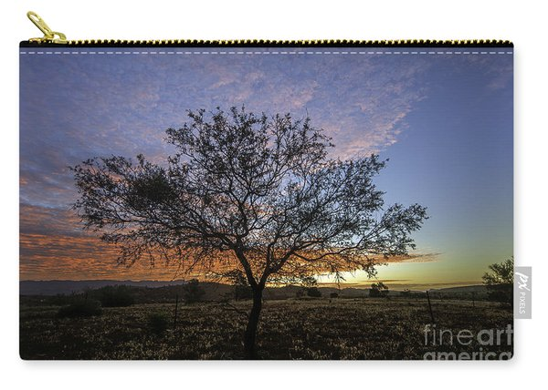 Outback Sunset  Carry-all Pouch