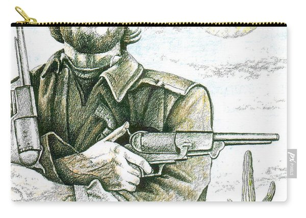 Outlaw Josey Wales Carry-all Pouch