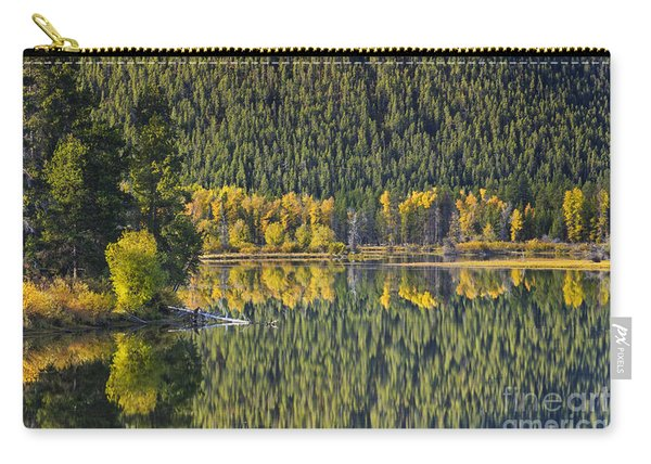 Oxbow Abstract Carry-all Pouch