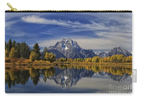 Oxbow Reflections Carry-all Pouch
