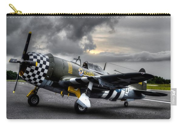 P-47 Sunset Carry-all Pouch