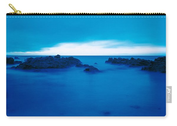 Pacific Coast Monterey Ca Usa Carry-all Pouch