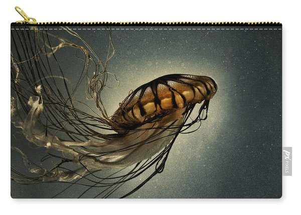 Pacific Sea Nettle Carry-all Pouch