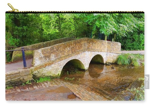 Pack Horse Bridge Carry-all Pouch