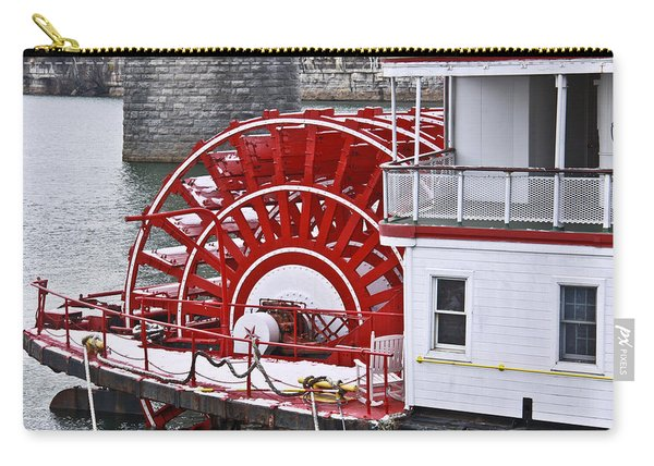Paddle Wheel Carry-all Pouch