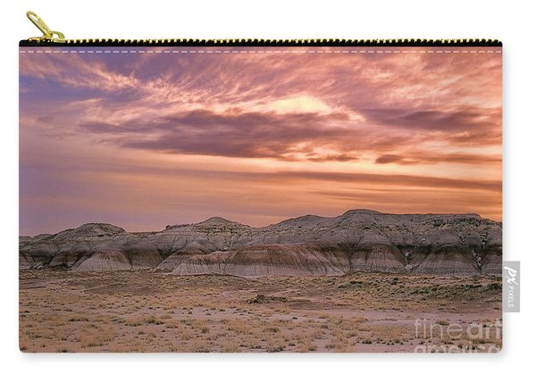Painted Desert Carry-all Pouch