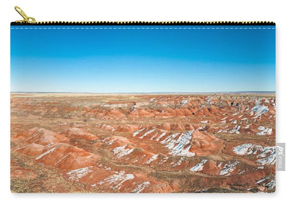 Painted Desert, Petrified Forest Carry-all Pouch