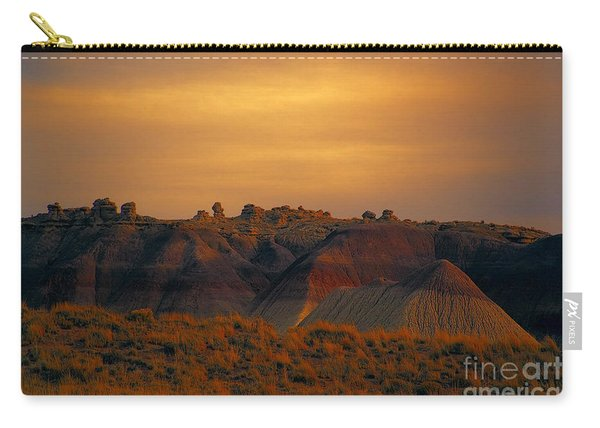 Painted Desert V4 Carry-all Pouch