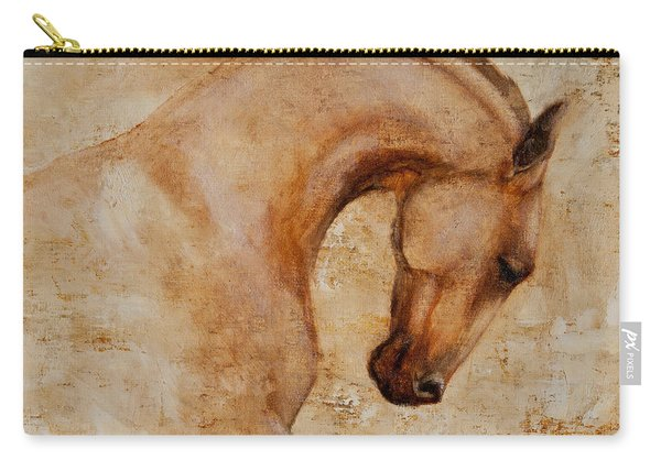Painted Determination 1 Carry-all Pouch