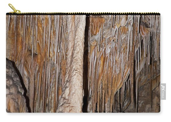 Painted Grotto Carlsbad Caverns National Park Carry-all Pouch