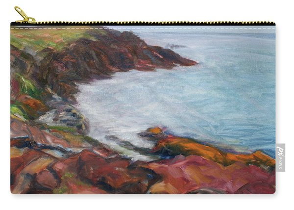Painterly - Bold Seascape Carry-all Pouch