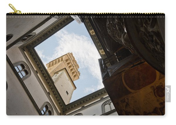 Palazzo Vecchio Carry-all Pouch