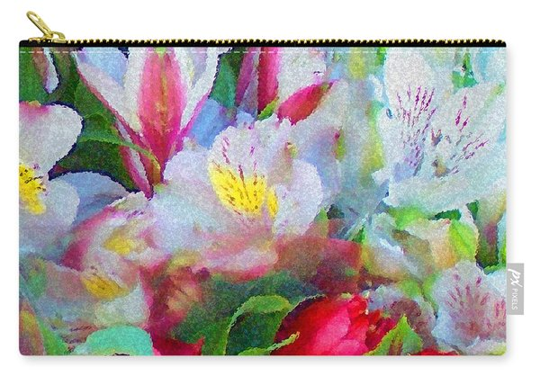 Palette Of Nature Carry-all Pouch
